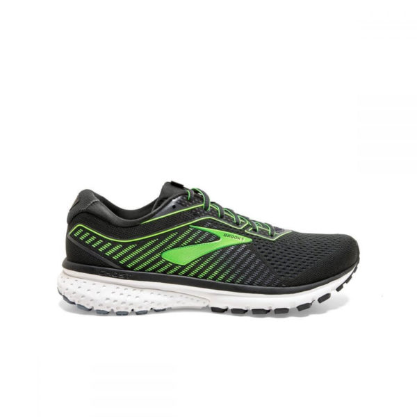 Brooks Ghost 12 Uomo Grigia