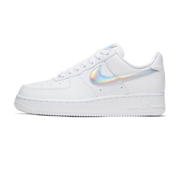 AIR FORCE 1 BAFFO ARGENTO