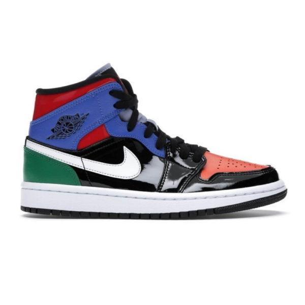 Air Jordan 1 MID SE black