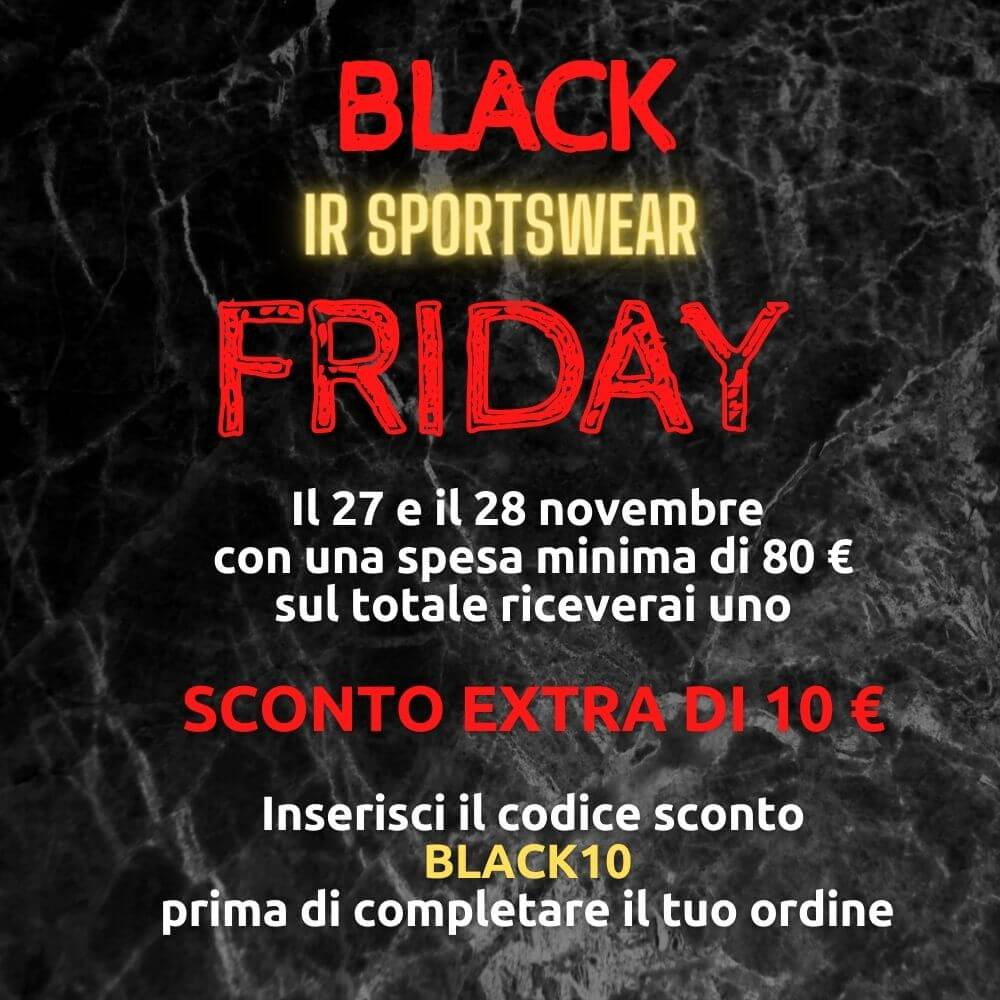 BLACK FRIDAY EXTRA 10