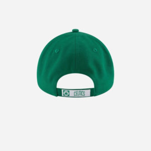 New Era Boston Celtics 9Forty The League dietro