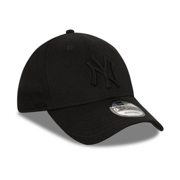 New Era Cap 9Forty Adjustable nero