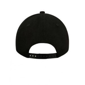New Era Cap 9Forty Adjustable nero dietro