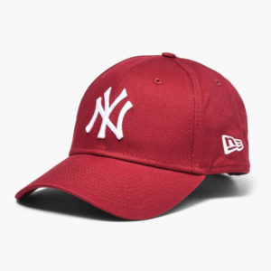 Cap 9Forty Adjustable Rosso