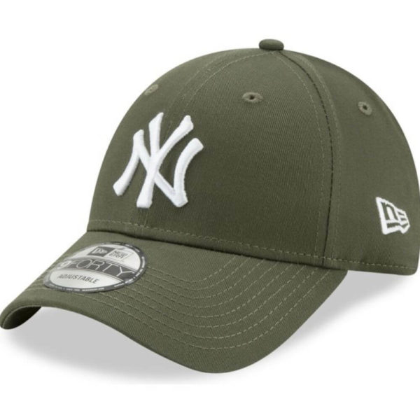 New Era Cap 9Forty Adjustable verde