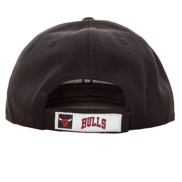 New Era Chicago Bulls 9Forty The League dietro
