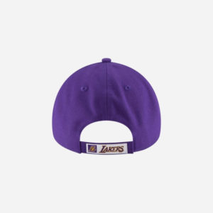 New Era Los Angeles Lakers 9Forty The League dietro