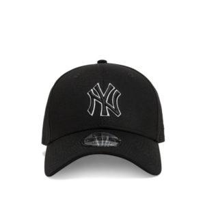 New Era Black Base 9Forty Snapback NY Yankees (2)