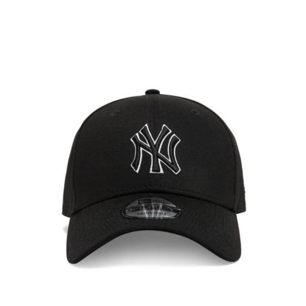 New Era Black Base 9Forty Snapback NY Yankees (2)